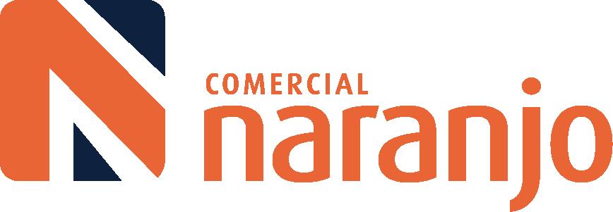 logotipo comercial naranjo